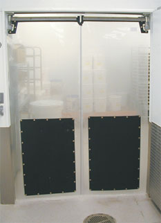 Clear Vu Doors Flexible Pvc Doors